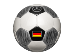 Футбольный мяч Mercedes Football Size Team Germany