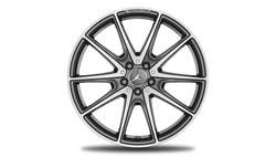 Диски AMG для Mercedes S class C217 R20