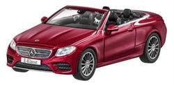 Модели автомобилей Mercedes E-Class Cabriolet (A238)