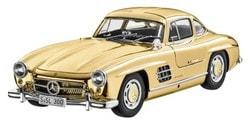 Модели автомобилей Mercedes 300 SL Coupé (1954-1957) W 198