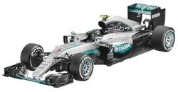 Модели автомобилей Mercedes Petronas Formula One™ Team W07 (2016