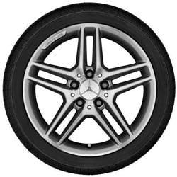 AMG Колесный диск Мерседес C class W204 R17