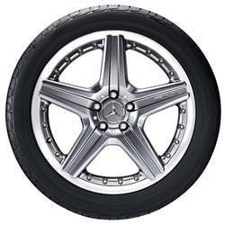 AMG Колесный диск Мерседес CL class W216 R19