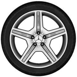 AMG Колесный диск Мерседес CL class W215 R19